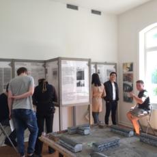 Die GA 16b besucht die Gedenkstätte Ahrensbök