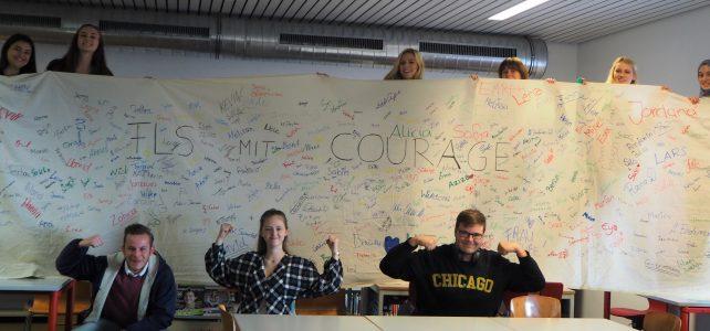 Die FLS – eine Schule mit Courage